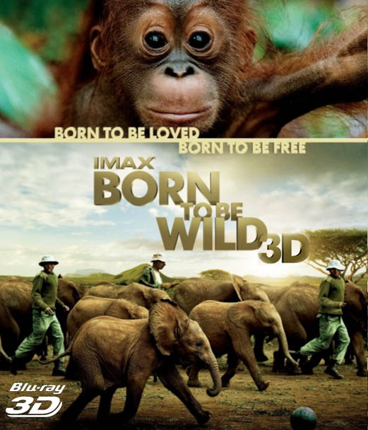 F127 - Imax Born To Be Wild 3D 50G